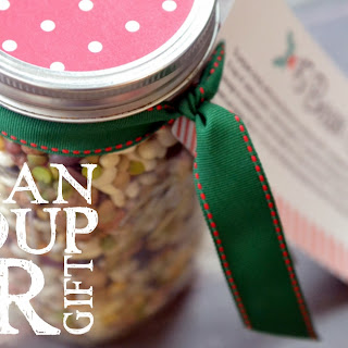 15 Bean Soup Gift Jar.