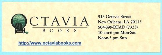 Photo: Octavia Books (2)