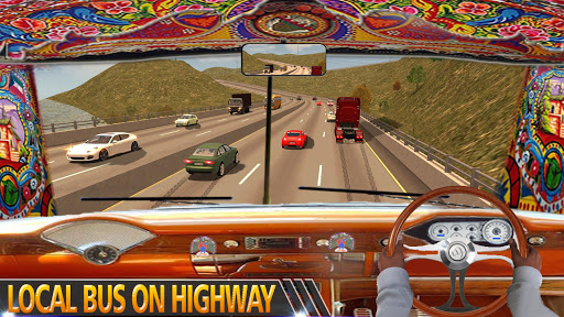 In Truck Driving Games : Highway Roads and Tracks 1.1 screenshots 14