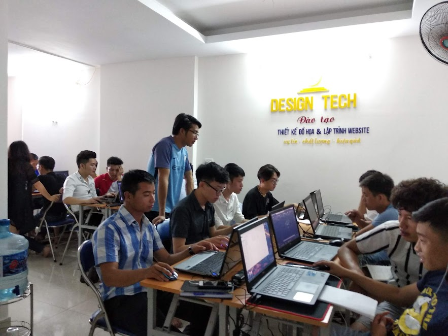 Nên học photoshop ở đâu tốt nhất tại Tân Phú?