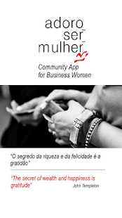 Internacional Network for Business Women– miniatura da captura de ecrã