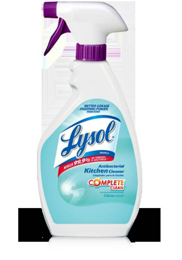 Image From Www.lysol.com