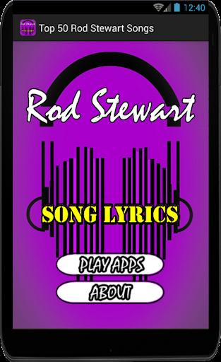 Top 50 Rod Stewart Songs
