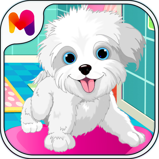 Puppy Pet Daycare - Pet Puppy salon For Caring Icon