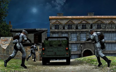 Survival Rules Counter Terrorist Fury War APK screenshot thumbnail 1
