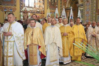 Photo: Священики під час Літургії