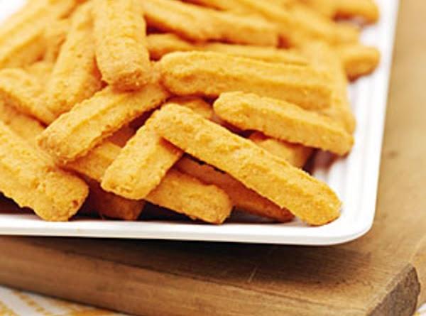 Schelley's Cheese Straws Recipe