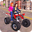 ATV Taxi Sim 2019 – Offroad Girl Cab Rider