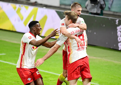 Le Borussia Mönchengladbach menait de deux buts mais s'incline face au RB Leipzig !