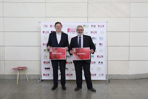 50º Asamblea FSMCV - Galardonados Premios Euterpe