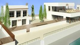 Imagen del proyecto para el entorno de la Balsa de Cela.