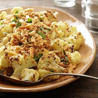 Parmesan-Roasted Cauliflower.