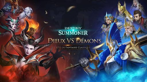 Télécharger Gratuit Destiny Summoner mod apk screenshots 1