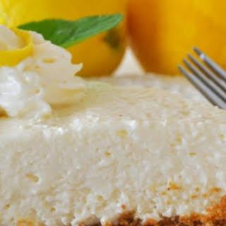 Lemon Icebox Pie III.