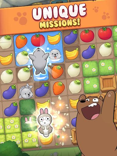 We Bare Bears Match3 Repairs apkpoly screenshots 8