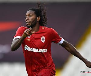 """Programme chargé pour l'Antwerp et Mbokani : """"Je veux jouer chaque minute"""""""