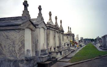 Photo: hřbitov Grenwood