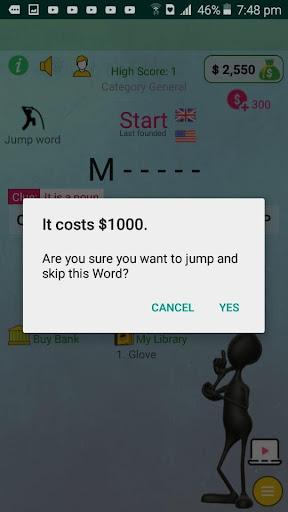 Hangman 2020 1.2 screenshots 2