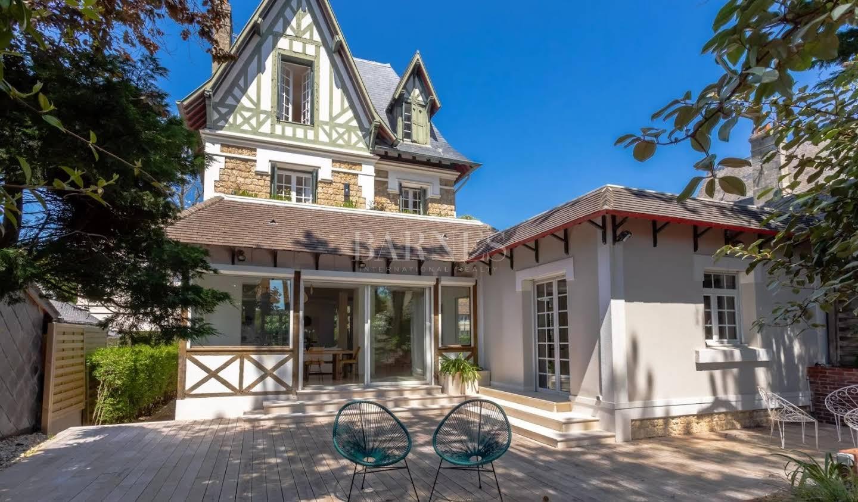 Villa avec jardin Deauville