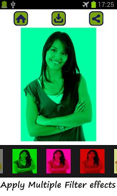 Pic Editor Booth - screenshot