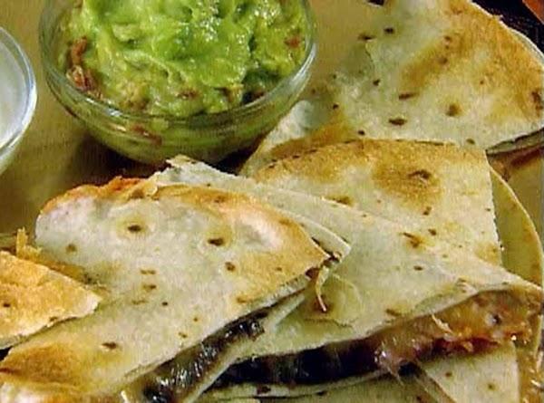 Black Bean And Corn Quesadillas Recipe