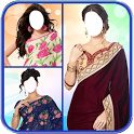 Indian Women Saree Suit New icon