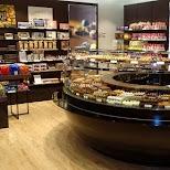 Laderach chocolate store in Zurich, Switzerland in Zurich, Zurich, Switzerland