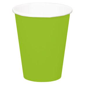 Mugg, grön