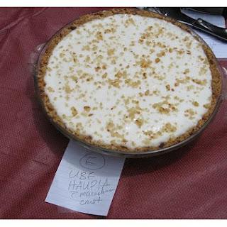 Macadamia Pie Crust
