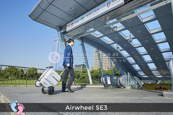 Vali chạy điện thông minh Airwheel SE3 2
