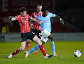 Roméo Lavia fait ses preuves avec Manchester City