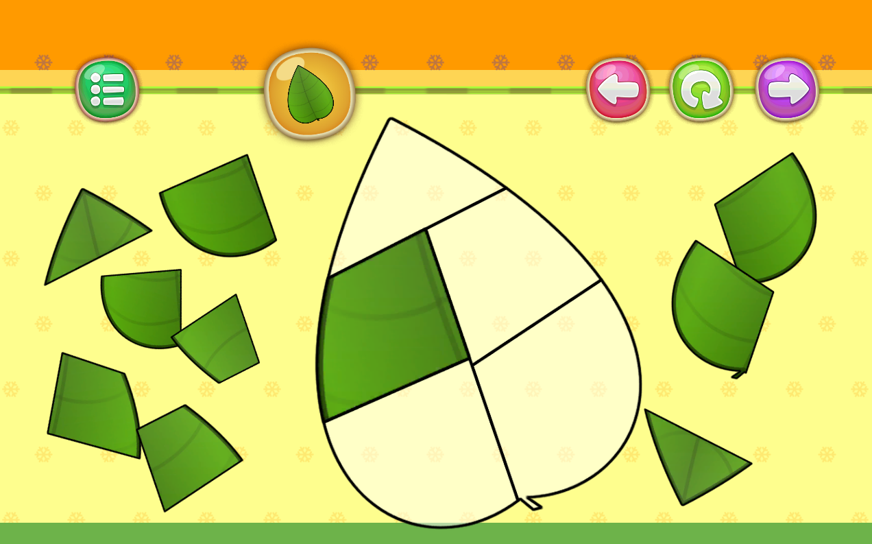 Children Puzzle for Kids free- screenshot
