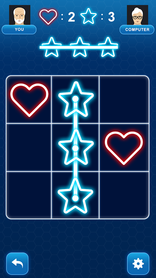 Tic Tac Toe King- screenshot