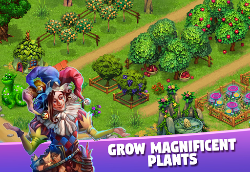 Fairy Kingdom: World of Magic and Farming apkpoly screenshots 11