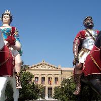 Giganti in Piazza di