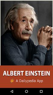 Albert Einstein Daily - náhled