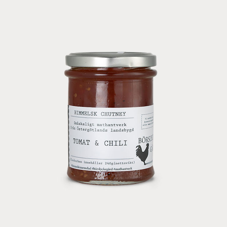 Tomat & Chili