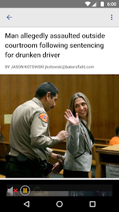 The Bakersfield Californian- screenshot thumbnail