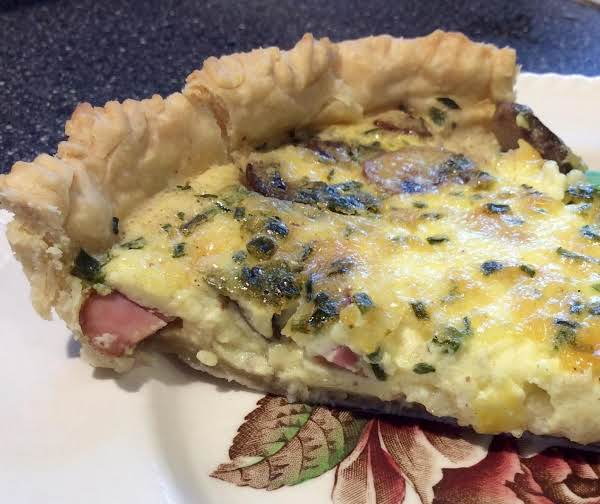 Quiche Michele Recipe