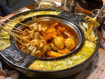 兩餐두끼韓國年糕火鍋吃到飽 台南店