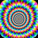 Illusions visuelles optiques icon