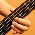Learn to play Bass Guitar PRO icon