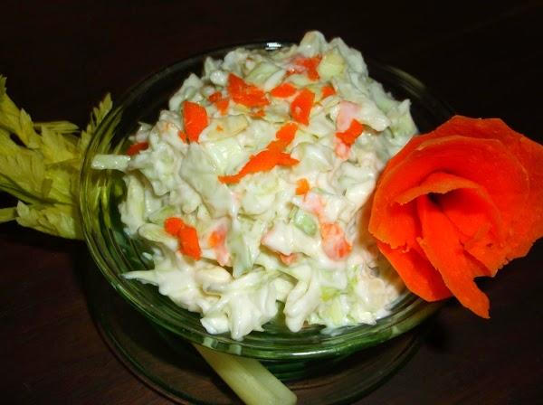 Simple Coleslaw Recipe