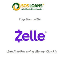 S.O.S. Loans uses Zelle Payments