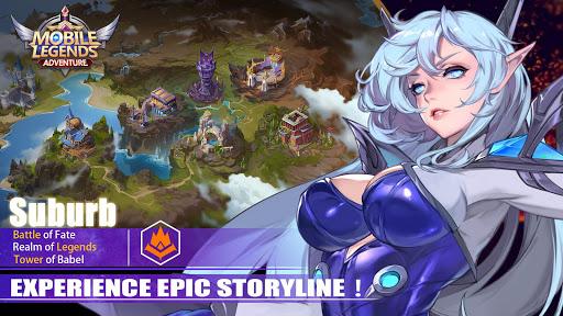 Mobile Legends: Adventure 1.1.110 screenshots 3