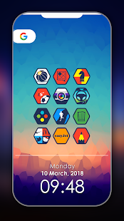 Ridom - Icon Pack Screenshot