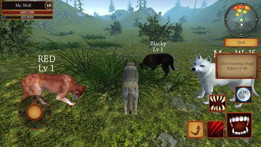Wolf Simulator Evolution 1.0.2.4 screenshots 13