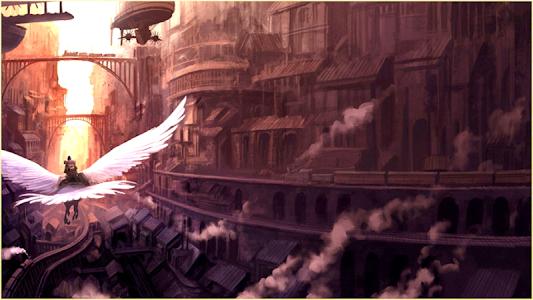 SciFi Backgrounds screenshot 4