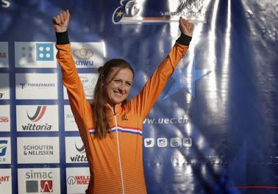 Bronzen Denise Betsema in de wolken met transfer naar Belgische veldritploeg