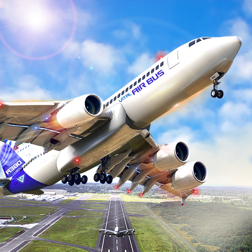Airplane Flight Simulator 2016